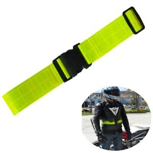 1* Running Reflective Gear Adjustable Traffic Safety Protection Reflective Tape