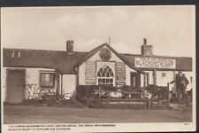 Scotland Postcard - The Famous Blacksmith's Shop, Gretna Green  RS6605