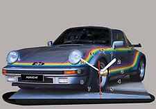 miniature en horloge, PORSCHE 911-TARGA BB-polaroid-01