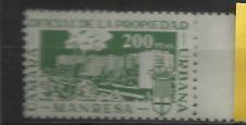 8259--SELLO MNH FISCAL MANRESA CAMARA PROPIEDAD URBANA 250 PESETAS SELLO FISCAL