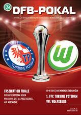 DFB-Pokalfinale 01.05.2015 1. FFC Turbine Potsdam - VfL Wolfsburg in Köln