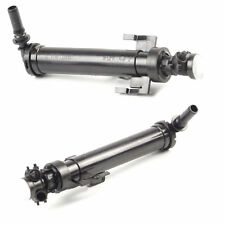 2X Headlight Sprayer Clean Washer Nozzle Pump For BMW F30 F35 F32 2012-2015