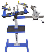 6-Point Fixed Clamp Crank Stringing Machine with Stand Flex 920
