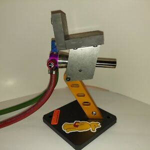 GTT Lynx torch w/ Griffin Glass marver Great Condition Lampworking Glassblowing
