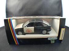 Schabak 1090 Ford Escort Policia Police Brésil Brasil 1/43 neuf boite/boxed