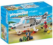 Playmobil 6938 Safari avion