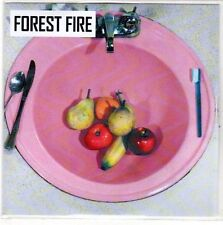 (EO437) Forest Fire, Waiting In The Night - 2013 DJ CD