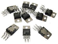 10x ST Strom-/Spannungsregler L200C / L200 C, Netzteil-Regler-IC, 2A, NOS