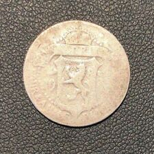 Cyprus 4 1/2 Piastres 1901 Queen Victoria Rare Silver Coin!