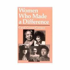 Women Who Made a Difference (New Books for New Readers)-ExLibrary