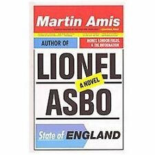 Lionel Asbo : State of England  (ExLib) by Martin Amis