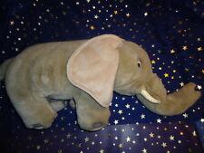 "Animal Planet Plush 22"" Gray Elephant"