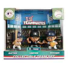 Detroit Tigers Lil'Teammates Stadium Set 3 Pack. Pitcher,Batter,& Umpire