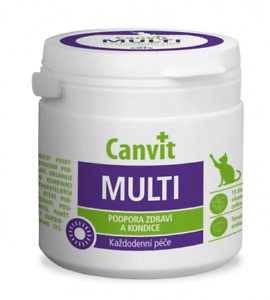 Canvit Multi Vitamins for cats 100 tablets(100g)