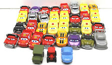 35 pc Mixed Lot Disney Pixar Cars the Movie M1897 Sheriff+Fire Dept+Rust-eze+