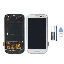 LCD Display Touch Screen + Frame + Tool For Samsung Galaxy S3 Neo i9301 i9308i