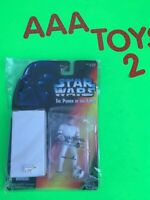 Star Wars HAN SOLO STORM TROOPER On Card Kellogg's Mail Away 1995 Kenner Rare