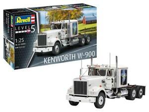 Revell 1/25 Kenworth W-900 # 07659