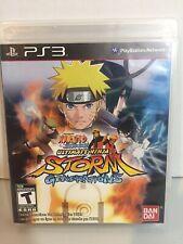 Naruto Shippuden : Ultimate Ninja Storm Generations - Complete Sony PS3