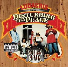 Golden Grain By Ludacris Disturbing Tha Peace Vinyl 2LP Record Explicit 2002 NEW