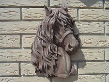 Pferd..Wandrelief..Steinguß Frost und Wetterfest ☺♥