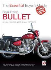 Royal Enfield Bullet 350, 500 & 535 Singles, 1977-2015 essential buyers guide