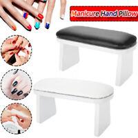 Manicure Hand Rest Cushion Arm Pillow Nail Art Tools For Armrest Salon Table Mat