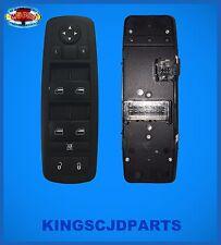 Driver Door Switch 10 gang Master 08-09 Dodge and Chrysler Minivan Factory OEM