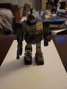 Rare Vintage 1984 Takara Dougram Die-Cast Robot World of The Future 1/72 Camo