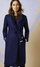 BNWT Ted Baker Chelsyy BOILED WOOL coat - Dark Blue(navy) size 2 UK10-12