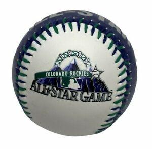 Vintage Colorado Rockies 1998 MLB All-Star Game Logo Baseball Limited Edition