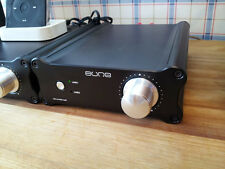 Aune x2 Integrated Amplifier, Banana Speaker Jacks Power Amplifier USA