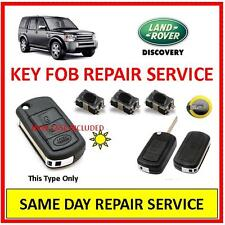 Land Rover Discovery 3 Key Fob Repair... Trusted Electronic Repairs + New Case !