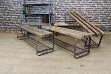 Pine Rustic 20th Century Antique Benches & Stools