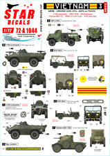 Star Decals 1/72 Vietnam 3 # 72-A1044