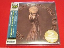 CREEDENCE CLEARWATER REVIVAL - MARDI GRAS - Japan Mini LP SHM CD - CCR