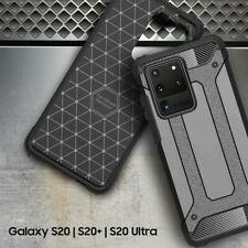 Samsung S20 PLUS - S10 Ultra Armour Case Shockproof Heavy Duty Hard Cover
