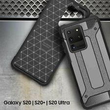 Samsung S20 Plus - S10 Ultra Carcasa Protectora Antichoque Resistente Tapa Dura
