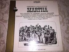 FRIEDRICH VON FLOTOW ~ MARTHA ~ EVEREST 406/2 - 2 LP BOX SET ~ 33RPM MINT ~ RARE