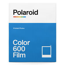 Polaroid Color Film for 600 (8 Sheets)