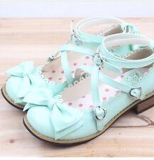 Sweet lolita fairy kei harajuku teaparty chaussures