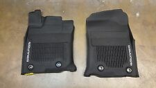 2013 - 2018 Toyota 4Runner OEM All Weather Mats Liners Set of 3