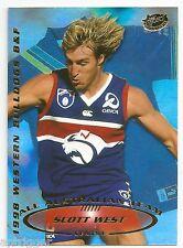 1999 Select All Australian (Aa9) Scott West Western Bulldogs +