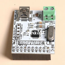 5V MINI 16 Channel USB Relay Control Module Network Control Switch Controller