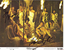 ROD TAYLOR Autographed Trader Horn LOBBY CARD  with COA!!!