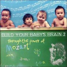 Build your baby's brain through the power of Mozart (CD, May-1999, Sony Classic…