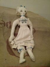 vintage handmade doll
