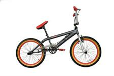 "2019 Rooster Big Daddy Kids 20"" Wheel Fat Tyre BMX Bike Gyro Stunt Pegs RS903"