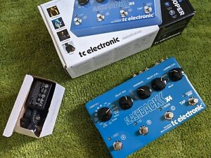 TC Electronic Flashback X4 Delay and Looper Effects Pedal