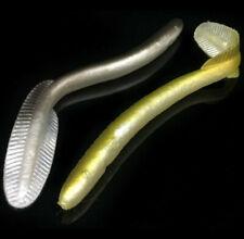10PCS Soft Bait Eel Fishing Lure Jigs Sinking Wobblers Saltwater Baits 10g/16cm